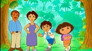 Dora The Explorer Finger Family - Nursery Rhymes Lyrics