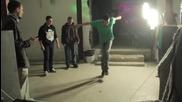 На тренировка с The Kick Snare Crew