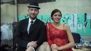 Dancing Stars - Михаела и Светльо за Седмицата на любовта 25.03.2014г