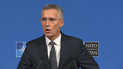 Belgium: 'The fight against ISIS is not over' - NATO Chief Stoltenberg