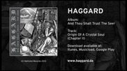 Haggard - Origin Of A Crystal Soul