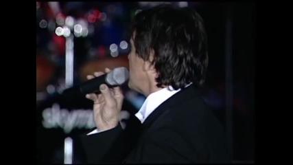 Zdravko Colic - Pisacu joj pisma duga - (LIVE) - (Beogradska Arena 15.10.2005.)