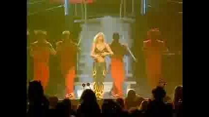 Britney Spears Quality Dvd Wembley 7