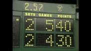 Wimbledon 1990 : Бекер - Едберг