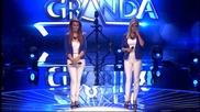 Violeta i Valentina Gojkovic - Sreco moja - (Live) - ZG 2014 15 - 11.10.2014. EM 4.