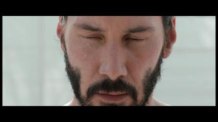 Киану Рийвс се изправя в битка срещу митично чудовище - откъс от филма 47 Ронини