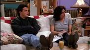 Friends / Приятели - Сезон 1 Епизод 20 - Bg Audio - | Част 2/2 |