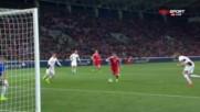 Швейцария - Латвия 1:0 /репортаж/