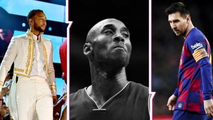 Световните звезди почитат Коби Брайънт, наградите Грами - почернени от смъртта на легендата