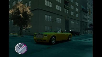 Новите коли в Gta 4 - Episodes From Liberty City