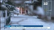 Пътищата в цялата страна са проходими при зимни условия