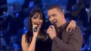 Aleksandra Prijovic i Amar Jasarspahic Gile - 2013 - Ma pusti ponos (hq) (bg sub)