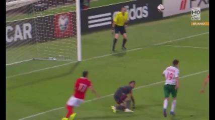 Отново сме в играта! Малта България 0:1 12.06.2015