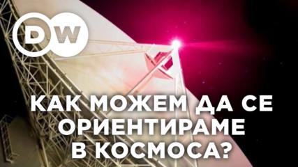 Как можем да се ориентираме в космоса?