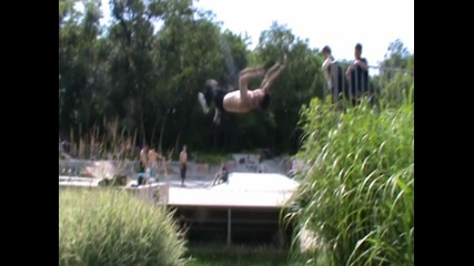 Slavi - Summer Video 2011 Haskovo Freerun