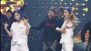 140411 Crayon Pop - Uh-ee @ Music Bank