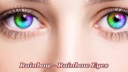 Rainbow - Rainbow Eyes - English subtitles