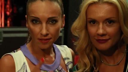 Алекс и Мария за официалния канал на X Factor във Vbox7