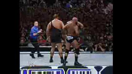 The Undertaker Vs. A Train & Big Show