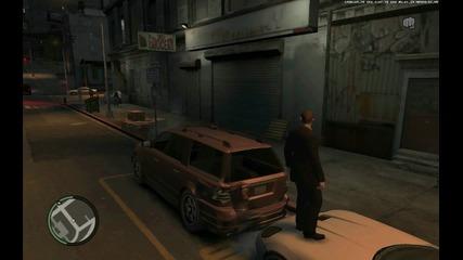 Grand Theft Auto 4 Drinkin