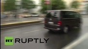 Germany: Al Jazeera journalist Ahmed Mansour leaves Berlin court