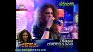 Music Idol 2 Final Песента На Нора IF YOU CLOSE MY EYES FOREVER 02.06.2008 GOOD QUALITY
