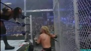 Summerslam 2008 - Undertaker vs Edge Hell in a Cell Match Hd