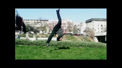 Gog - My Life, My Passion (parkour & Freerunning)