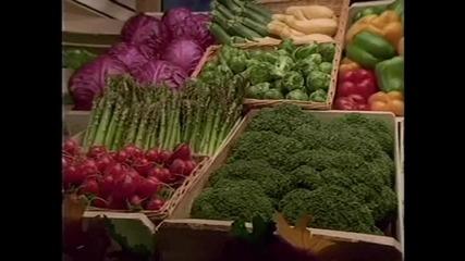 Прекалено често ядем бързо приготвяща се храна, лишавайки се от жизненоважни вещества в зеленчуците