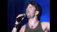 Tose Proeski - Gromovi Na Dushata - Live - бг превод