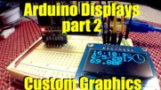 How to display Custom Graphics with Arduino