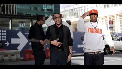 Lil Wayne Ft. Cory Gunz - 6 Foot 7 Foot ( Оф. Видео - Високо Качество )
