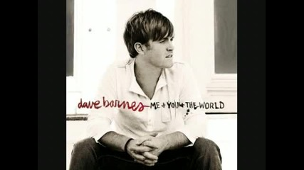Dave Barnes - When a heart breaks