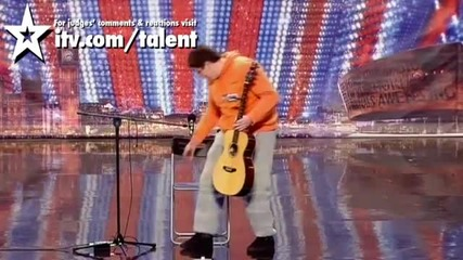 Michael Collings - Britains Got Talent 2011 Audition - itv.com_talent