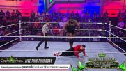 Odyssey Jones vs. Andre Chase: NXT, Oct. 19, 2021