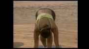 Фитнес програма за идеален ханш - /2 - ра част/