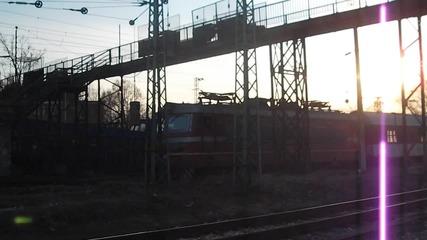 Бв 8615 пристига в Пловдив