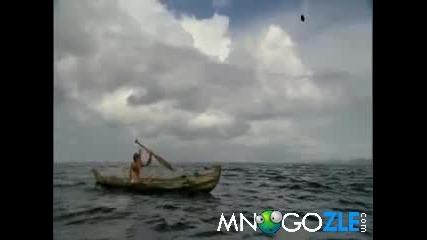 Риболов с хвърчило
