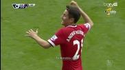 Манчестър Юнайтед 1:1 Арсенал 17.05.2015