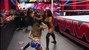 Nikki Bella vs. Alicia Fox: Raw, July 7, 2014