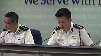 Hong Kong: No 'notification' from mainland so far - police on missing UK consulate staffer