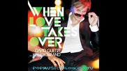 David Guetta ft. Kelly Rowland - When Love Takes Over (abel Ramos Paris With Love Mix)