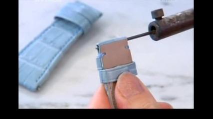 Как се прави - Кожени каишки за часовници - S13e06 - с Бг субтитри
