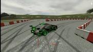 Live for Speed drift Епизод 5 (falken)