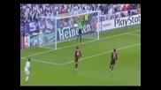 21.10.2009 Реал Мадрид - Милан 2 - 3 Шл групи