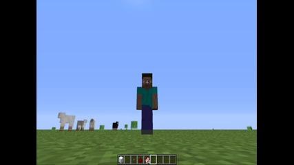 Minecraft kak moje da si napravite hladilnik