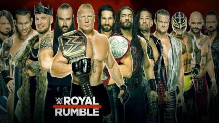 WWE ROYAL RUMBLE se viene con todo: WWE Ahora, Enero 25, 2020