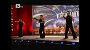 България Търси Талант - 09.03.2010 - Острието