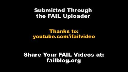 Bench Flip Fail