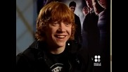 Rupert Grint interview for Harry Potter and the Orden of the Phoenix